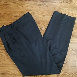 NWT Yves Saint Laurent YSL Mens Pants unhemmed